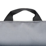 Large Smell Proof Carry Pouch Graphite Gray Handle