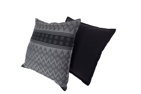 Cushion Cover Set Grey