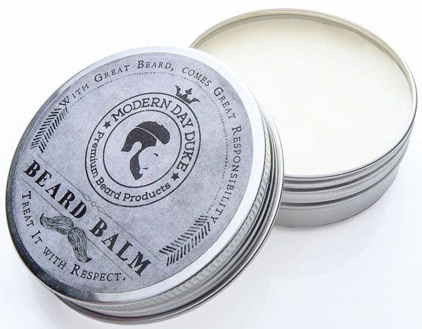 Beard Oil and Beard Balm set