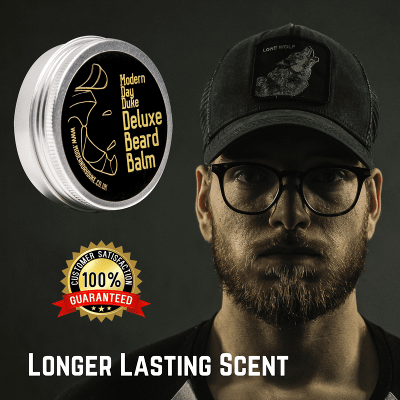 deluxe beard balm modern day duke long scent