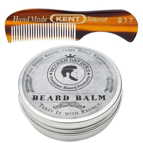 Beard Comb with Beard Balm