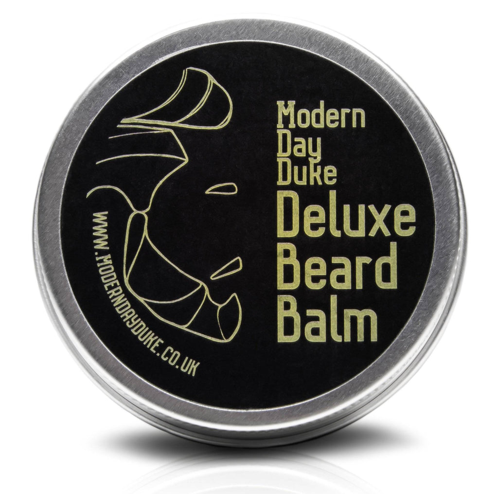 deluxe beard balm modern day duke