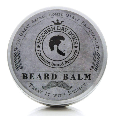 Beard Balm Classic Tin Straight On