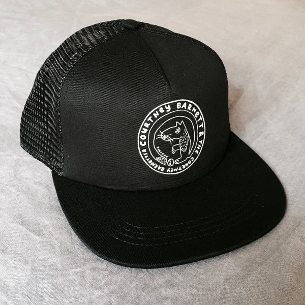 COURTNEY BARNETT Foxyroo HAT. HAT. Official merchandise exclusive to Milk! Records Store.