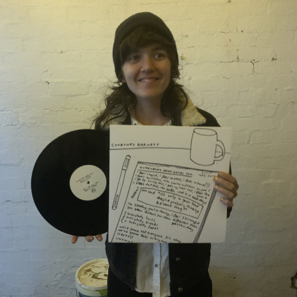 COURTNEY BARNETT Everybody Here Hates You RSD