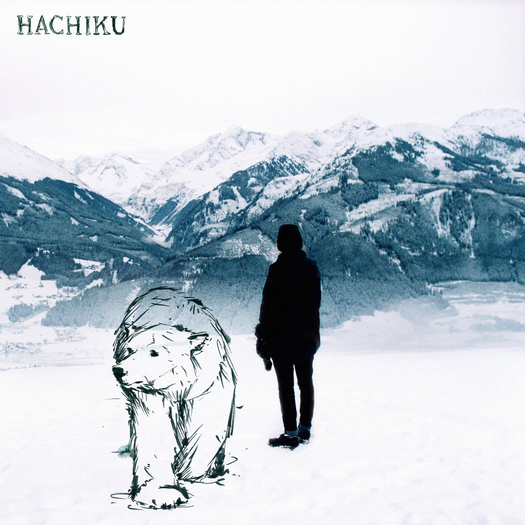 HACHIKU (self-titled) EP. . Official merchandise exclusive to Milk! Records Store.