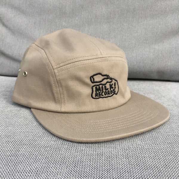 MILK! RECORDS five panel logo HAT