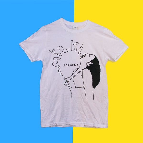 MILK! RECORDS Party Trick - Celeste Mountjoy [ARTIST SERIES] TSHIRT
