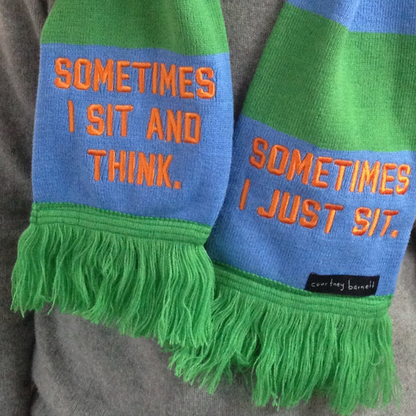 COURTNEY BARNETT Scarf