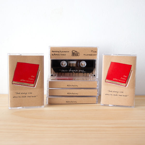 THE FINKS Affectations CASSETTE