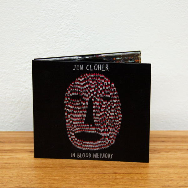 JEN CLOHER In Blood Memory CD