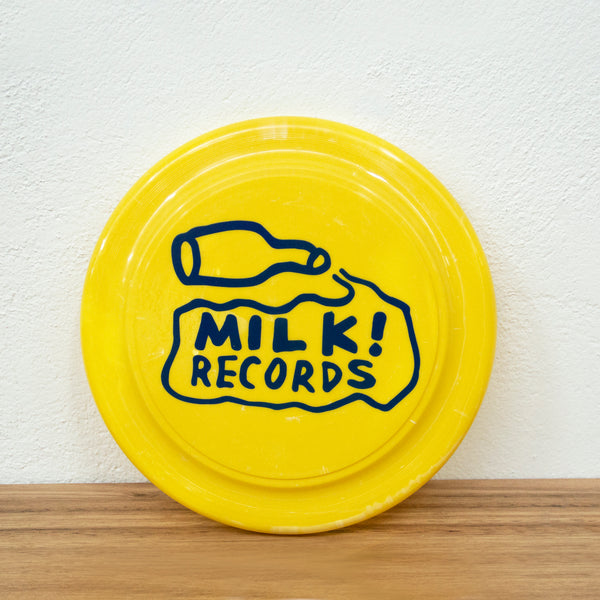MILK! RECORDS Eco-Frisbee