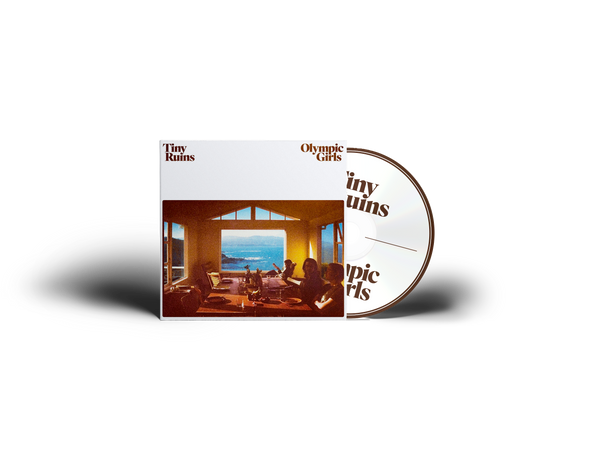 TINY RUINS Olympic Girls [PRE-ORDER]