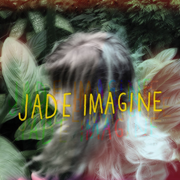 "JADE IMAGINE Stay Awake / Walkin Around 7"" VINYL"