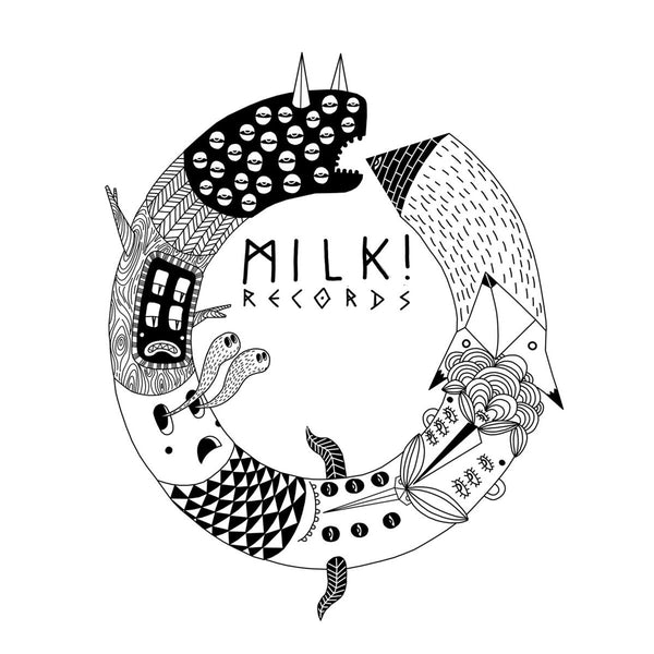 MILK! RECORDS Circle Monster - Celeste Potter [ARTIST SERIES] TSHIRT