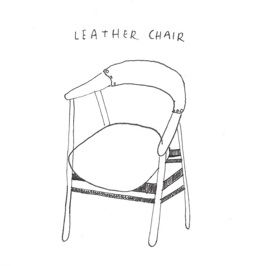 ... COURTNEY BARNETT Assorted Chairs A2 Print. PRINT SALE. Official merchandise exclusive to Milk ...  sc 1 st  Milk! Records - Shopify & Buy COURTNEY BARNETT Assorted Chairs A2 Print at Milk! Records for ...