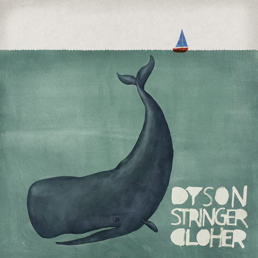 DYSON STRINGER CLOHER 2013 TOUR EP. CD, DIGITAL. Official merchandise exclusive to Milk! Records Store.