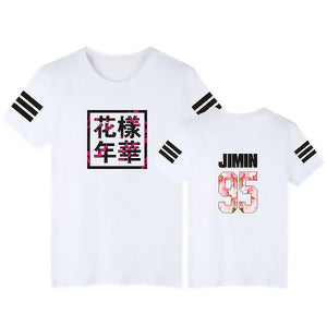 BTS Jersey Shirts (2 Colors)