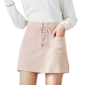 Pocket Pencil Skirt