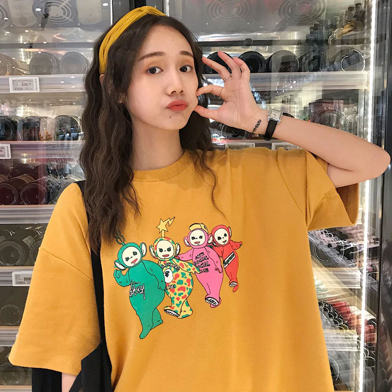 Teletubbies Tee (2 Colors)