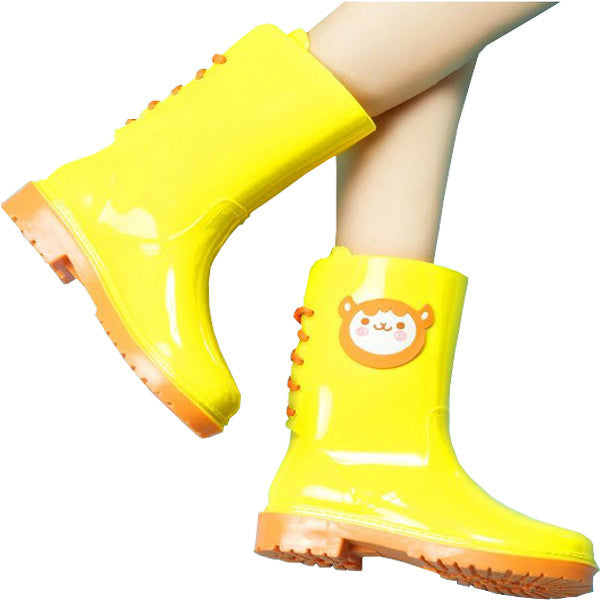 Happy Ram Rainboots