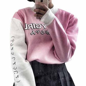 Baby Girl Sweatshirt (3 Colors)