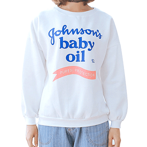 Baby Oil Sweater