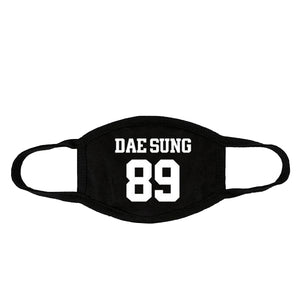 Bigbang Band Mask (5 Varieties)