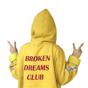 Broken Dreams Hoodie (2 Colors)