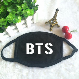 BTS Facemask (2 Colors)