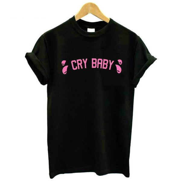 Cry Baby Tee (2 Colors)