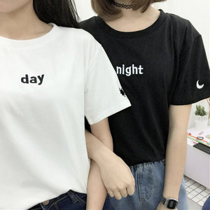 Night Day Tee (2 Colors)