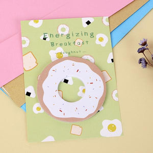 Donut Sticky Notes