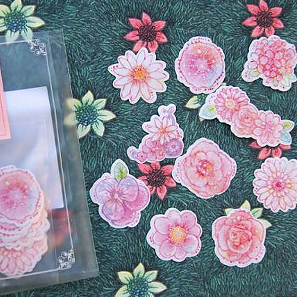 Floral Sticker Pack