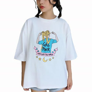 Girl Pwr Tee (2 Colors)