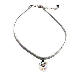 Clear Crystal Choker