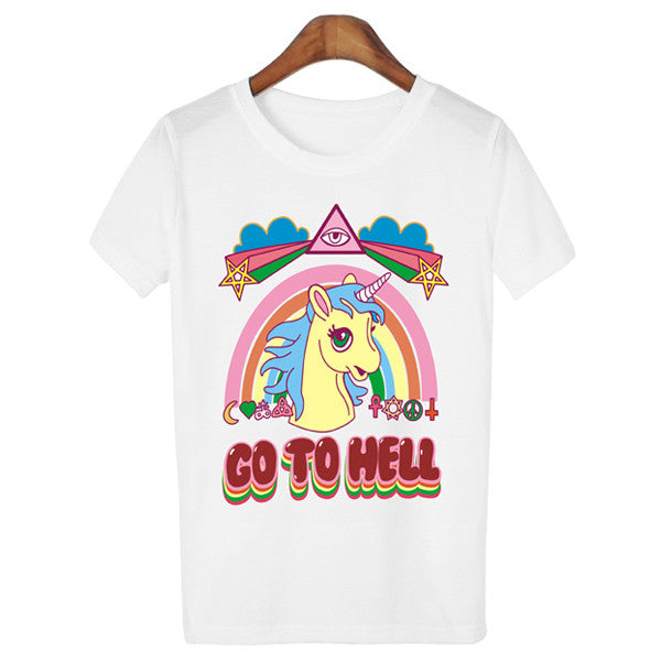 Go To Hell Tee