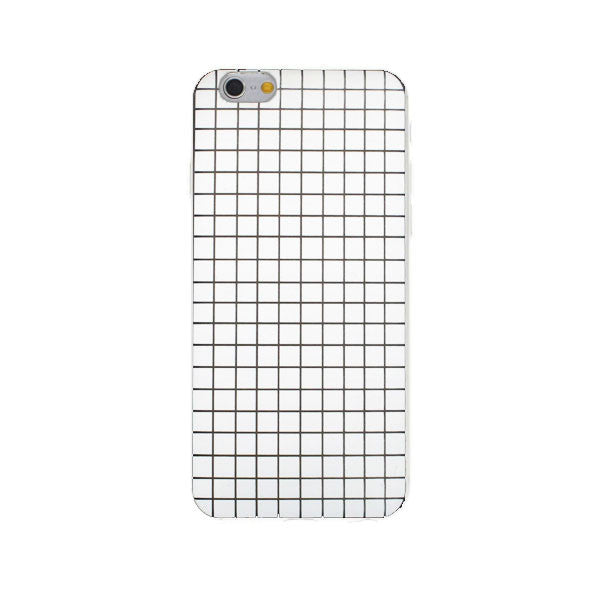 huge discount 8be88 f9740 Grid iPhone Case (2 Colors) (iPhone & Samsung)