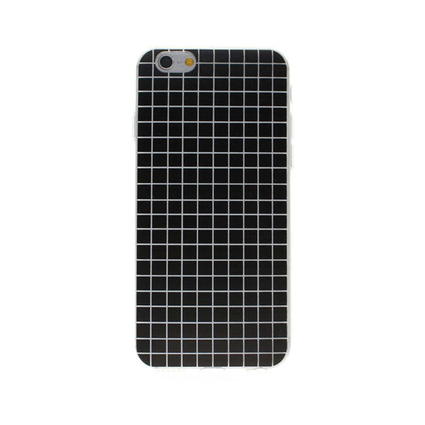 Grid iPhone Case (2 Colors) (iPhone & Samsung)