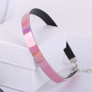 Hologram Choker (4 Colors)