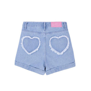Heart Pocket Shorts (2 Colors)