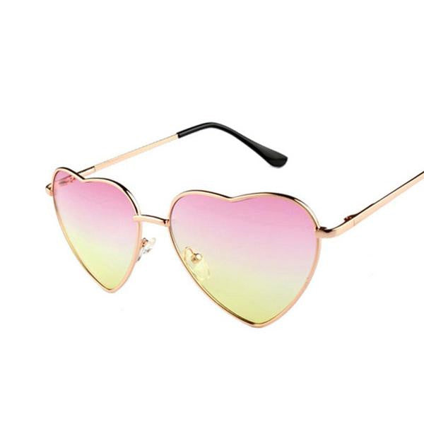 Heart Sunglasses (8 Colors)