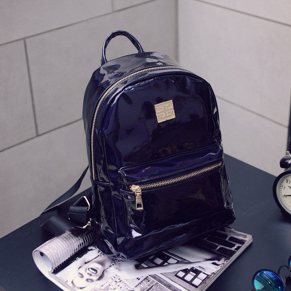 Harajuku Hologram Backpack (3 Colors)