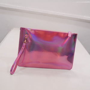 Hologram Clutch Bag (3 Colors)