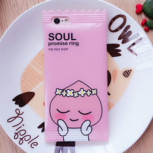 Kaoko Promise Ring iPhone Case