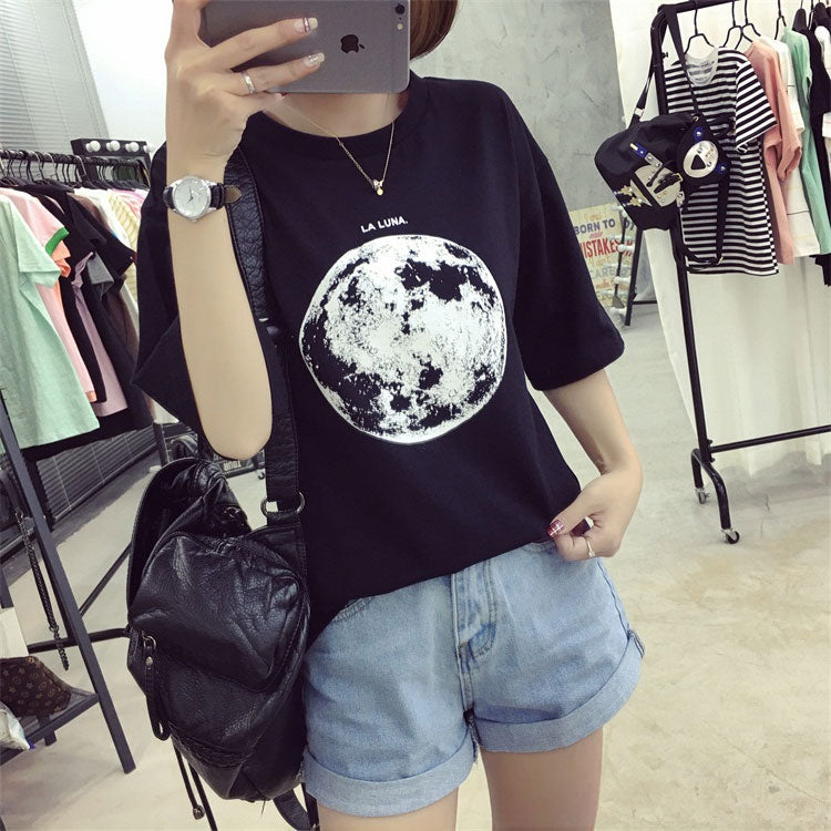 La Luna Tee (2 Colors)