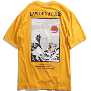 Law Of Nature Tee (3 Colors)