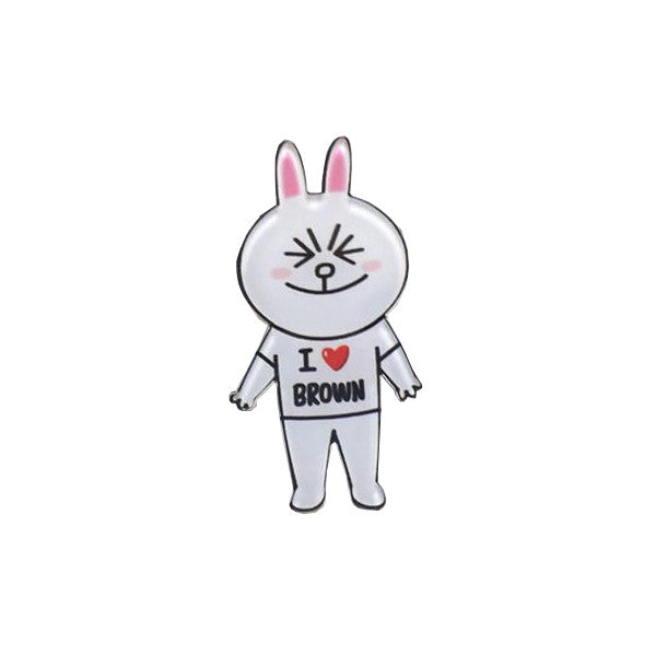 Cony Love Pin