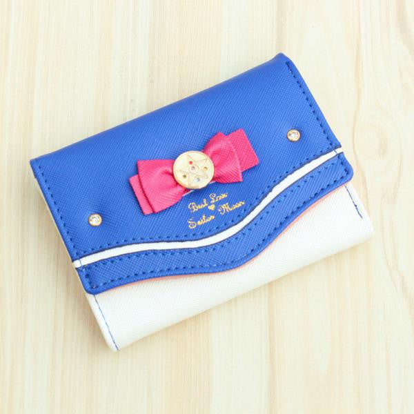 Luna Bow Wallet (6 Colors)
