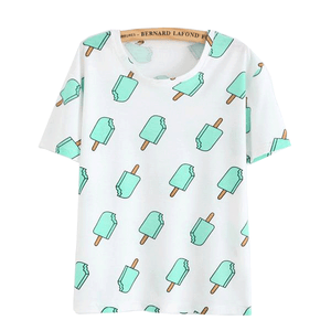 Mint Ice Cream Top